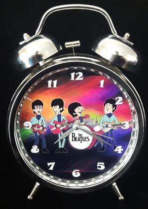 Reloj Despertador Estilo Vintage The Beatles Idea Regalo