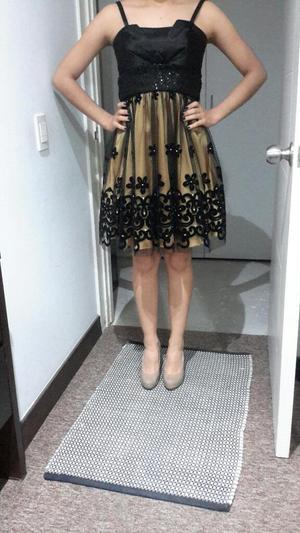Vestido de Fiesta Muy Elegante