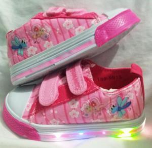 Zapatillas Nuevas Luces Bubble Gummers