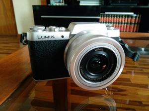 Cámara Semi Profesional Panasonic Lumix Gf7 Full Hd