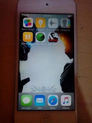 iPod Touch 5G 32Gb seminuevo