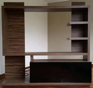 Remato mueble separador de ambiente a soles posot class for Mueble separador de ambientes