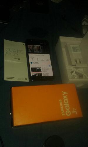 Samsung J7 Nuevo en Caja