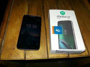 Vendo Moto G 4 Play con Caja Acsesorios