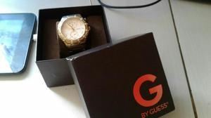 Vendo Reloj Guess Original Dorado