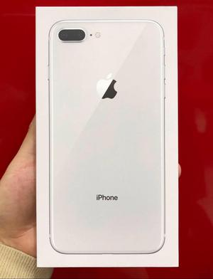 Vendo iPhone 8 Plus 64 Gb Silver
