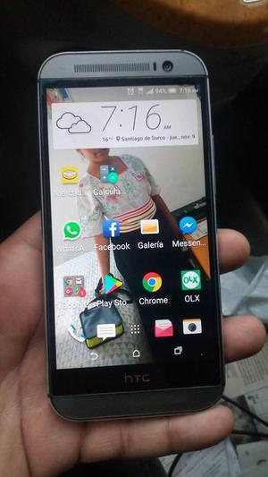 Vendo remato celular HTC One M8 Perfecto Estado