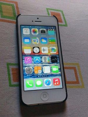 vendo iphone 5s de 16gb como MP4 es un equipo usado