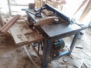 vendo taller de carpinteria