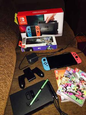 Cambio Nintendo Switch Por Laptop Gamer O Ps4 Juegos Y Mando
