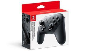 Nintendo Switch Pro Controller Sellado Y Original