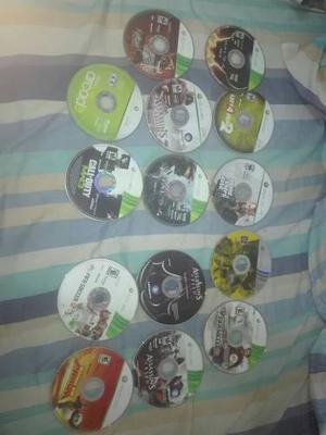 14 Juegos De Xbox X 199 Soles