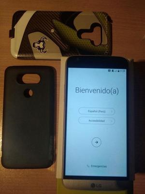 LG G5 SE 32GB 1 MES DE USO