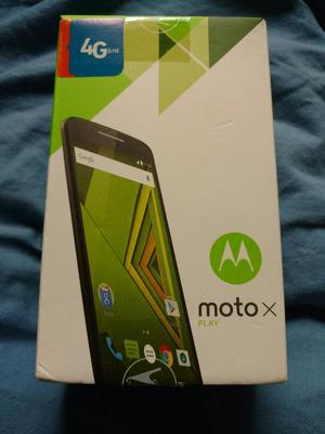 Vendo Moto X Play Sellado en Caja sd32g