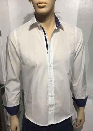 Camisa Sport Pima Peruana Certificado