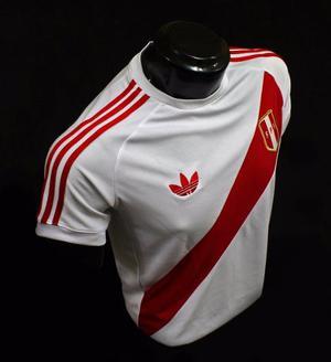 Camisetas Selección Perú La Blanquiroja ¿oferta