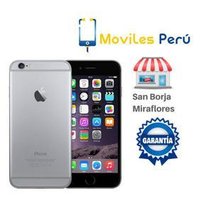 IPHONE 6 32GB, ORIGINAL, NUEVO, SELLADO, GARANTIA 6 MESES,
