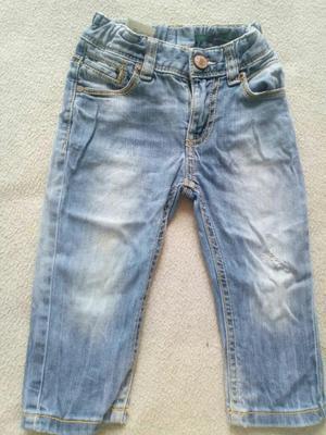 Jeans de Marca Talla 2