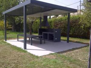 Techo Sol Y Sombra Casa De Playa O Campo