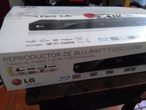 Vendo Blu-ray Lg Semi Nuevo En Caja