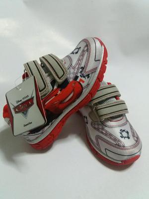 Zapatillas Nuevas Super Cars T25