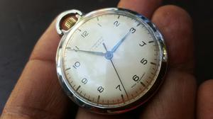Antiguo Reloj de Bolsillo Junghans Made In Germany