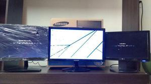 Monitores seminuevos LED LCD