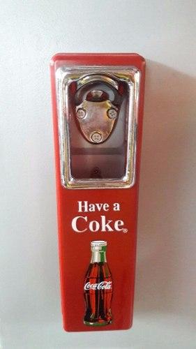 Destapador De Cerveza Coca Cola De Coleccion Vintage
