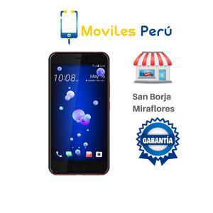 HTC U11, ORIGINAL, NUEVO, SELLADO, GARANTIA 6 MESES, TIENDAS