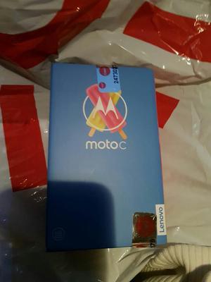 Moto C Nuevo en Caja