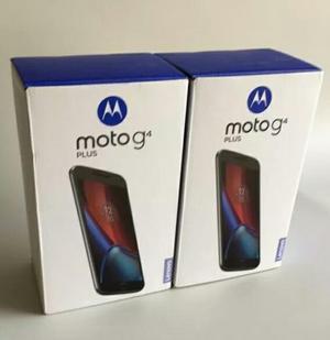 Moto G4 Plus de 64gb, 4gb Ram, Octa Core, 4g Lte, Cam.16mpx