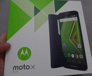 Moto X Play 32gb, Octa Core, 2gb Ram, Cam.21mpx Y 5mpx, 4g