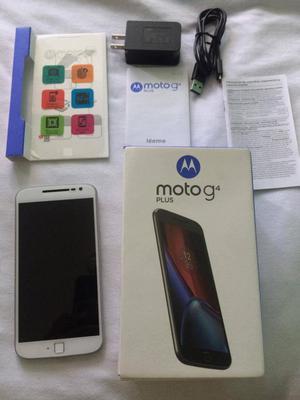 Motorola Moto G4 Plus libre estado 9.7 A 490