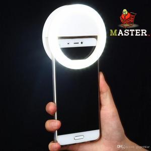 Selfie Ring Flash Led Para Iluminar Tus Fotos