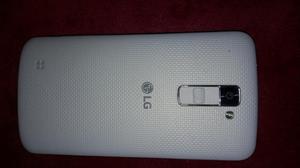 Vendo Movil Lg K10 Blanco