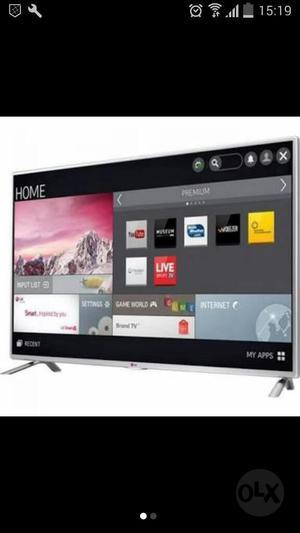Vendo Tv Lg Smart 47' Pa Repuesto
