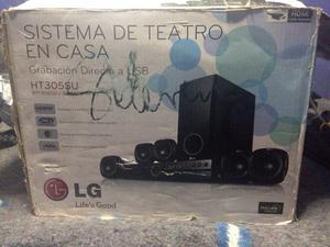 cine en casa LG NUEVO EN CAJA