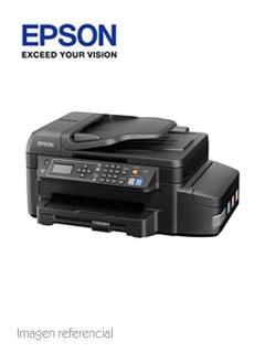 Multifuncional De Tinta Continua Epson L655, Imprime/escanea