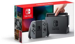 Nintendo Switch Color Gris juego ZELDA En Stock Nuevo Boleta