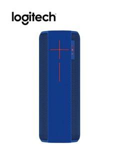Parlante Inalámbrico Logitech Ue Megaboom Blue, Bluetooth,