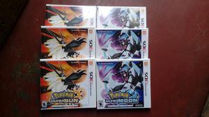 Pokemon Ultra Sun Ultra Moon 3ds