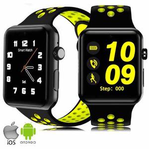 Reloj Bluetooth Watch Apple Celular Dm09 Plus Iphone Android
