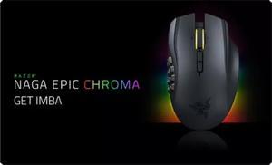 Vendo Mouse Gamer Naga Epic Chroma 9/10