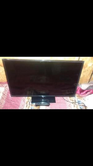 Vendo Tv Led Panasonic por Motivo de Via