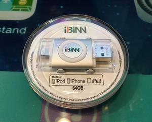 Memoria Externa Ibinn! Para Iphone Ipad Ipod, 64gb