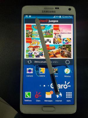 Vendo Mi Samsung Note 4 de 32 Gb Libre