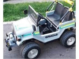 Jeep 4x4 Peg Perego Ninos Carro De Juguete Posot Class