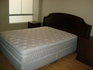 Juego de dormitorio ROSEN tamaño QUEEN