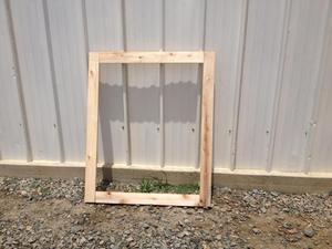 Ahora en venta marcos de madera para cuadros posot class - Marcos de madera ...