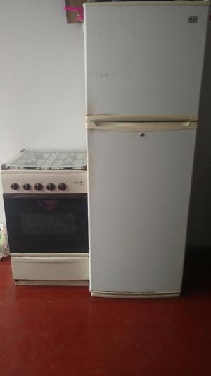 Ocasion Cocina Y Refrigeradora